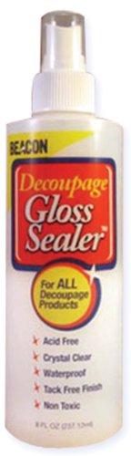 Beacon Decoupage Gloss Sealer 8oz