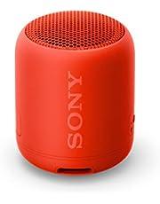 Sony Srsxb12R.Ce7 Taşınabilir Hoparlör, Kırmızı