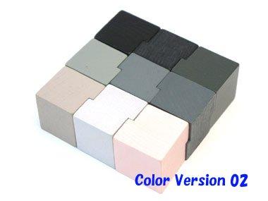 正方形 スライド color 9 ピース  (color 2)