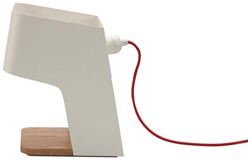 Specimen SPE140364 Lampe FOLDO, Métal, E27, 25 W, Blanc