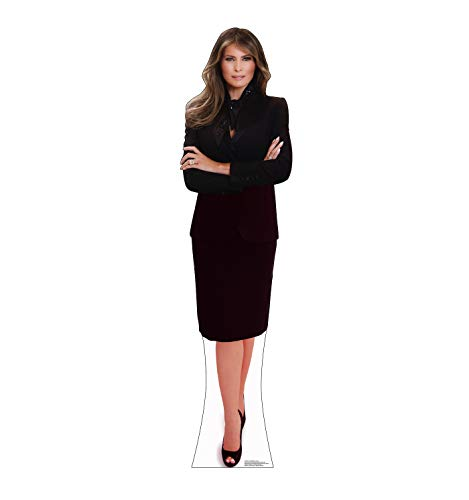 Advanced Graphics First Lady Melania Trump Life Size Cardboard Cutout Standup
