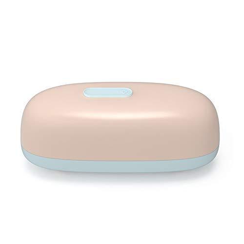 DZX Mini cuiseur de réchauffage de Riz électrique Portable Repas de déjeuner électrique Boîte chauffante Multi-cuiseur (Couleur: B), Cuiseur à Riz à la mijoteuse