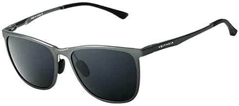 نظارات شمسية من فيثديا باطار اسود VWBB6623
