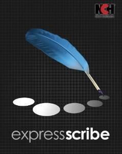P/é dale de Transcription USB pour Utilisation avec Express Scribe pour Logiciel de Transcription Windows ou Mac Executive Communication Systems ECSFPAE
