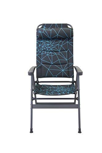 Photo of Portal Outdoors Unisex's Monaco Portable Camping Chair, Grey, One Size