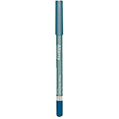 Alterra Kajal Eyeliner 1 Stück Farbe 08: Ice, ohne synthetische Konservierungsstoffe, zertifizierte Naturkosmetik