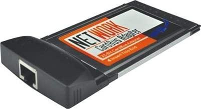 JXSZ Cardbus 32Bit 10/100MB Network LAN Card PCMCIA RJ-45 RJ45 Ethernet Adapter