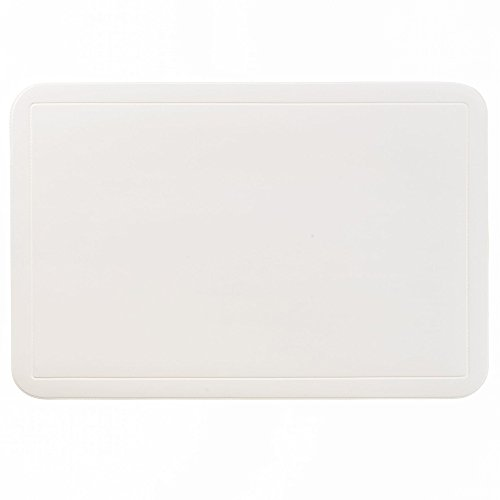 Kela 15006 Uni Set de table PVC Blanc 43,5 x 28,5 x 1 cm