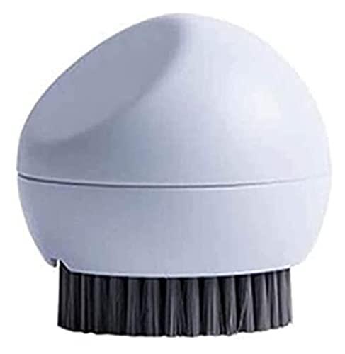 JJZXPJ Cleaner Brush Kitchen Cleaning Brush For Dish, Pans, Pots, Cast Iron Skillet, Sink, Vegetables Cleaning, Silicone Dish Cleaning Brush With Ball Shape