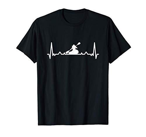 Impresionante idea de regalo para un piragüista de latidos Camiseta