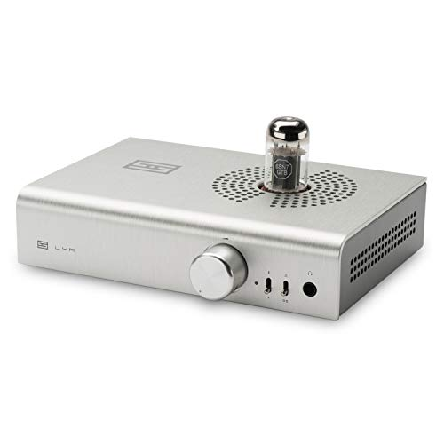 Schiit Lyr 3 Headphone Amplifier with AK4490 Balanced DAC Module