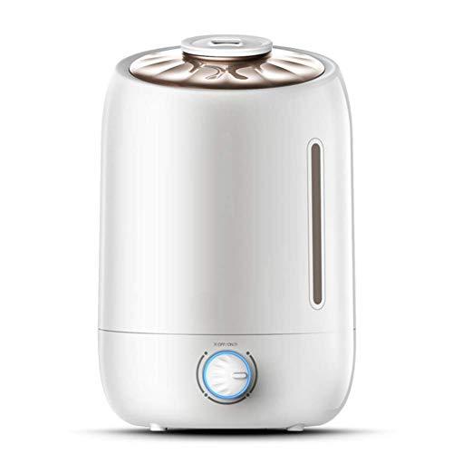 JiuXiuHeiShan-MY Humidificador 5L Pantalla Táctil Ultrasónica 12 Horas Que Sincronizan El Aceite Esencial del Aromatherapy Silencioso del Hogar