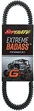 SuperATV Heavy Duty Extreme Badass CVT Drive Belt for 2013-2019 Polaris Ranger XP 900 / Ranger XP 900 Crew | Built for high temps and extreme abuse!