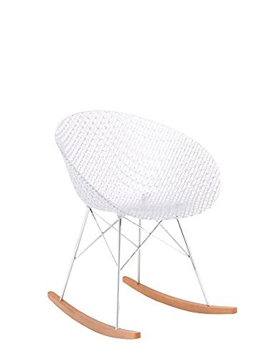 Kartell Matrix Rocking Chair (Cristallo)