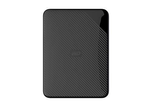 Western Digital Gaming Drive - Disco duro externo portátil para PlayStation 4 de 2 TB, color negro 4