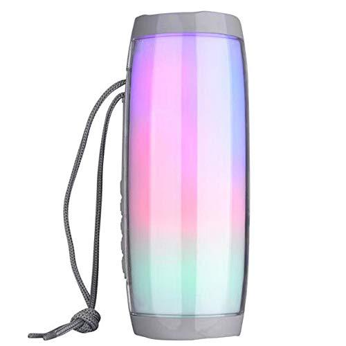 SHWYX Bluetooth-luidspreker, creatief geschenk, draadloos, voor buiten, waterdicht, voor LED-lantaarn