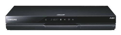 Samsung BD-D8200S/ZG Blu-ray-Player (3D, Twin Tuner, DVB-S2, 250GB HDD, PVR, USB 2.0, WLAN)