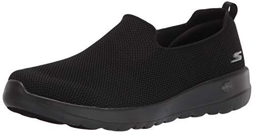 Skechers GO Walk Joy Sensational Day, Zapatillas Mujer, Black, 38 EU