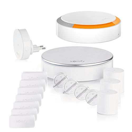 Somfy - Protect KIT 4 - Pack Somfy Protect Home Alarm Starter - Kit 4
