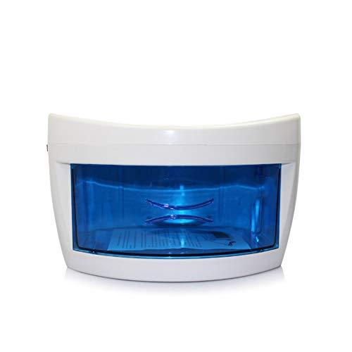 YUHEN Esterilizante UV, Desinfectante Celular UV de Teléfono mit la Función de Aromaterapia Desinfectante de Teléfono Portátil, Adecuado para Gafas de Reloj de Joyería Teléfono Móvil Auricular
