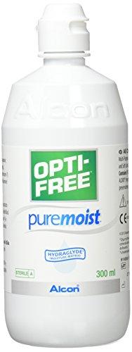 Optifree Puremoist Solución de Limpieza y Remojo - 300 ml