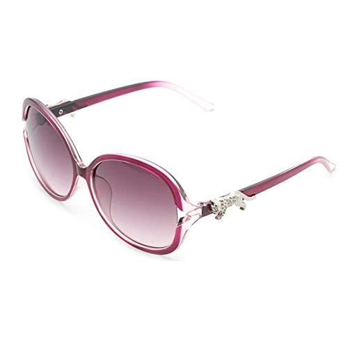 Beydodo Gafas Sol Mujer Gafas de Sol Mujer Polarizadas Metal Gafas de Sol UV400 Gafas de Sol Lente