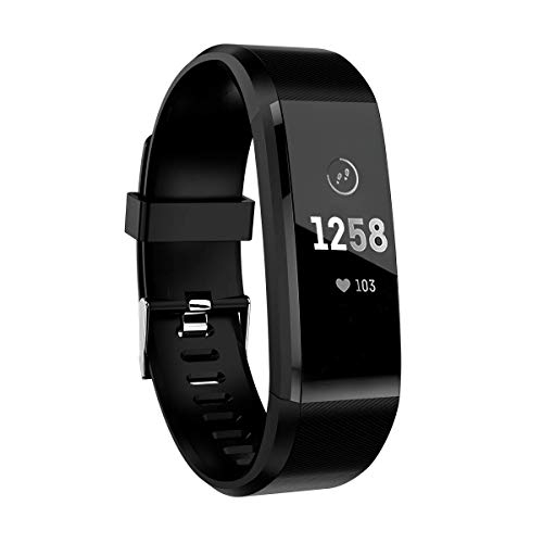 Big Save! ATETION Fitness Tracker with Heart Rate Monitor,Waterproof Smart Band with Calorie Counter...