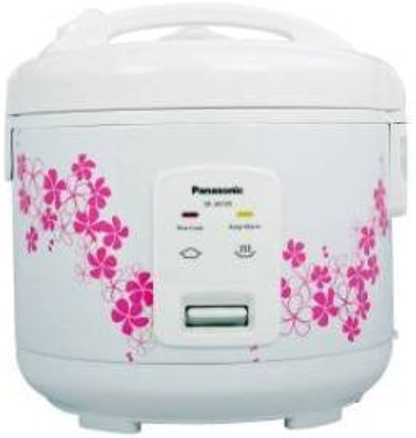 Panasonic SR-JN105 Electric Rice Cooker (5 Cup Uncooked Rice Capacity)