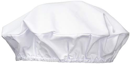 アプロンアパレル 給食帽 総ゴムタイプ 白・フリー(頭回り47cm) 392-30AP