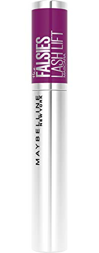 Maybelline New York Falsies Lash Lift Mascara - braune Wimperntusche für extra Volumen und Definition, mit Falsche-Wimpern-Effekt, langanhaltende Formel, 02 Brown, 9 ml