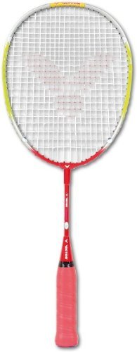 VICTOR Badmintonschläger Advanced, Grün/Rot, 53.0 cm, 116/5/3 by Victor