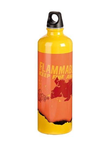 Sigikid 20018 - Trinkflasche, Flammable