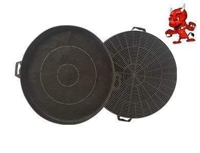 Filtre à charbon actif Filtre Filtre à charbon pour hotte Hotte Balay 3bd771bp01, 3bd771np01, 3bd771x P01