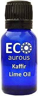 Kaffir Lime Oil (citrus hystrix) 100% Natural, Organic, Vegan & Cruelty Free Kaffir Lime Essential Oil | Pure Kaffir Lime ...