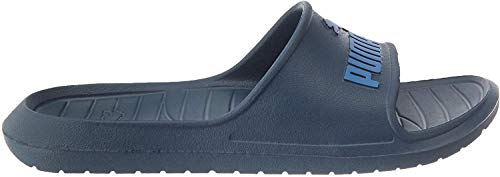 PUMA Divecat V2, Zapatos de Playa y Piscina Unisex Adulto, Azul (Dark Denim/Palace Blue), 43 EU