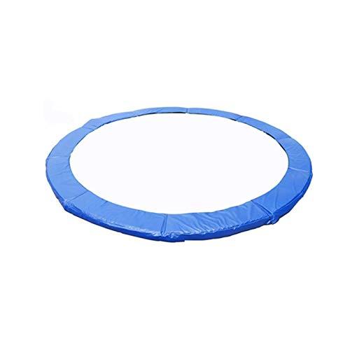 Zhongchuang Cubierta de Proteccion Borde Cama Trampolines Cubierta de Resorte de Repuesto de trampolín Padding Pad and Safety Net Shell Surround Trampoline Kit (Color : 14ft)