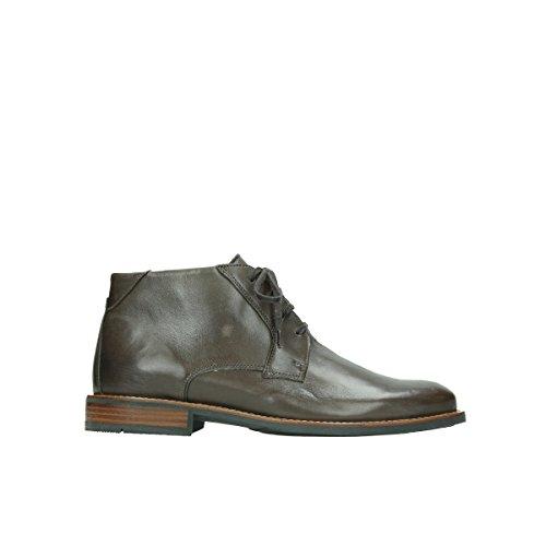 Wolky Comfort Boots Montevideo - 20300 braun Leder - 43
