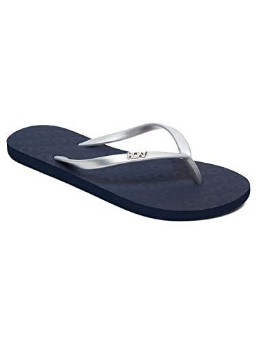 Roxy Viva Tone II, Zapatos Playa Piscina Mujer, Azul