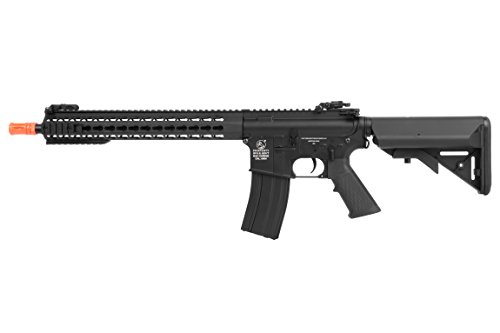 Colt Soft Air KeyMod Electric Airsoft Gun with Adjustable Hop-Up, 330-350 FPS