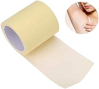 Minmincats 脇の下汗パッド 汗止めパッド 皮膚に優しい 脇の汗染み防止 抗菌加工 皮膚に優しい 男性/女性対応 透明 全長6m