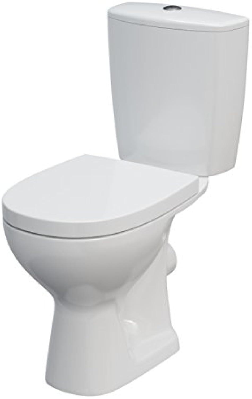 DOMINO KERAMIK STAND-WC-TOILETTE  81361 TIEFSPüLER