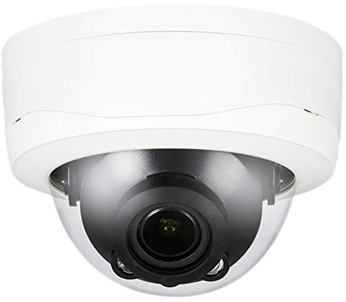 Amazing Deal Diamond HCC5282R-IR/28 Starlight HDCVI IR Dome Camera, 1/2 CMOS Image Sensor, 3.7-11mm...