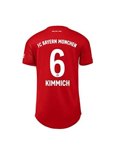 FC Bayern München Damen Home-Trikot Saison 2020/21, Gr. S, Joshua Kimmich