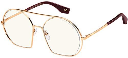 Marc Jacobs Damen Marc 325/S G6 Sonnenbrille, Gold Copper/Bl Blu, 54