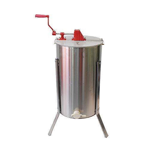 MASODHDFX Imkereiausrüstung Edelstahl Shake Honey Machine Manuelle Honigpresse Honigverarbeitung Apicultura