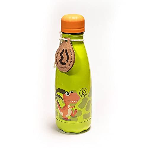 TRITAN Los biberones para niños botella 350 ml (DINO)