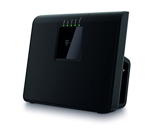 Telekom 40279323 Speedport Entry WLAN Router (300Mbps, ADSL2/ADSL2+, VoIP) schwarz