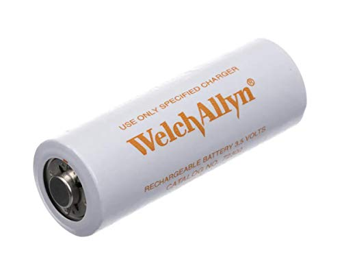 Welch Allyn Direct Plug-in Rechargeable Handle 3.5V Replacement Nicad Rechargeable Battery 3.5V (Welch Allyn 300 Series)