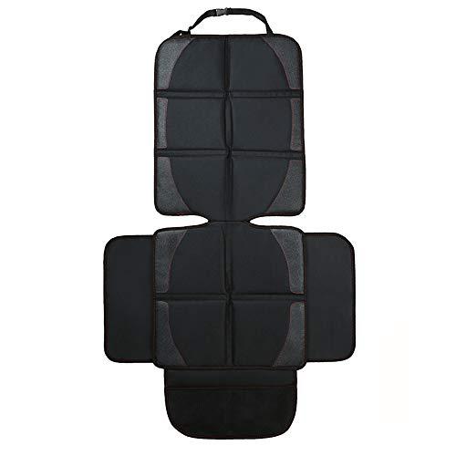 WOMGF Coprisedile Seggiolino Auto e Protezione Sedili Auto ISOFIX Compatibile per Bambini Organizer Impermeabile Facile da Pulire e Fissare
