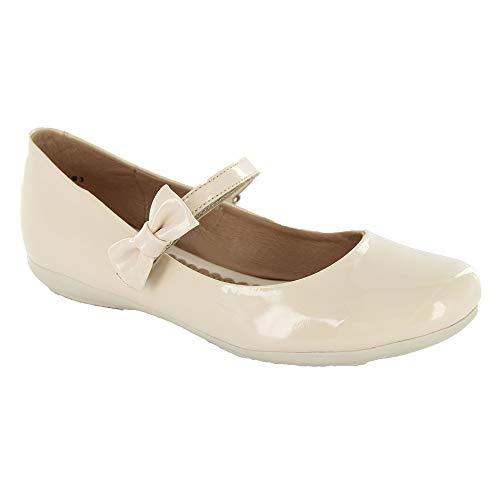 Zapatos Beige marca COQUETA